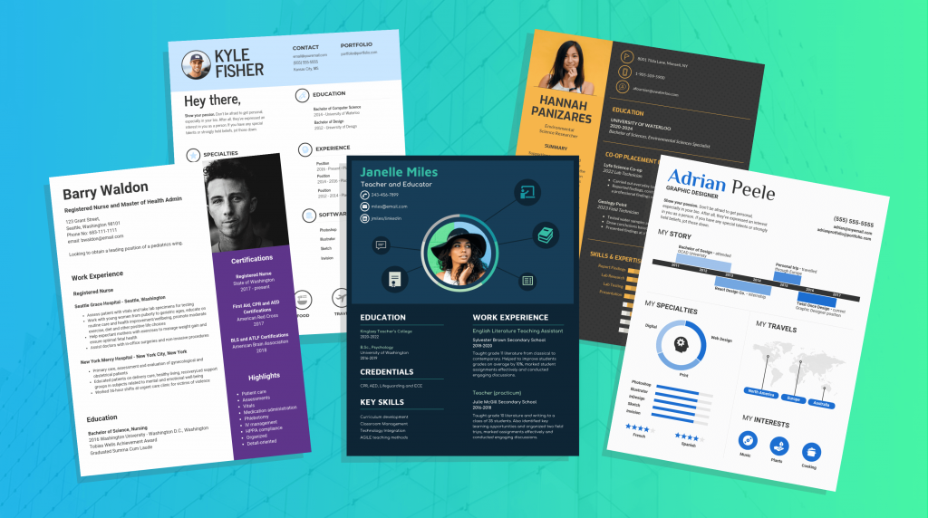 infographic resume template header 1 1024x572 - Internship of University Students in Malaysia